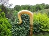Welsh mountain rams horn crook