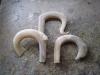 Pre formed handles